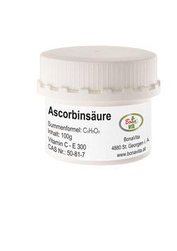 ASCORBINSÄURE - Vitamin C