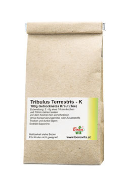 Tribulus Terrestris- Kraut