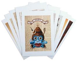 Postkarten 10er Set