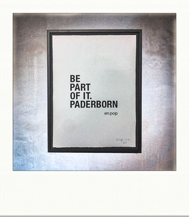 BE PART OF IT PADERBORN