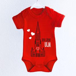 "Baby-Body ""Ich liebe Ulm"""