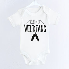 "Baby-Body ""Kleiner Wildfang"""