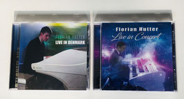 Florian Hutter LIVE Bundle - 2 CDs