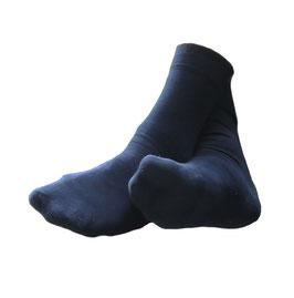 blaue Socken Damen/Herren (3er Pack)