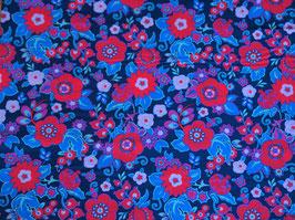 Amy Butler Grand Bouquet Cherry Blumen Patchworkstoff