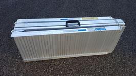 LB / 183 ULK  Klapp- und faltbare ultraleichte Koffer-Laderampe Länge: 183cm, Nutzbreite: 73 cm, Tragkraft: 275kg