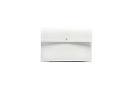 POUCH white - PRICE FOR SAMPLE  60,00 EUR - ENTER SALE CODE:  SAMPLE60