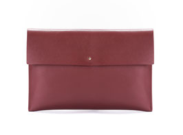 POUCH bordeaux - SAMPLE SALE!