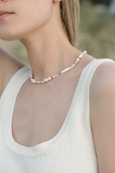 Candy pearl necklace