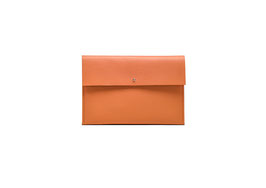 POUCH orange - PRICE FOR SAMPLE  60,00 EUR - ENTER SALE CODE:  SAMPLE60
