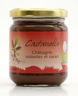 Castanella (châtaigne, noisettes et cacao)