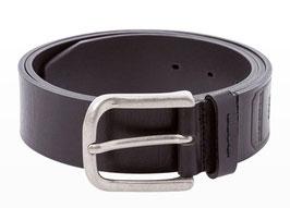 BRAX Herren Ledergürtel in 4cm Breite |  Sportive Optik | 100% Leder