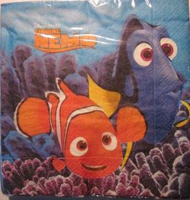 Findet Nemo Servietten