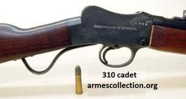 munitions 310 cadet poudre noire.