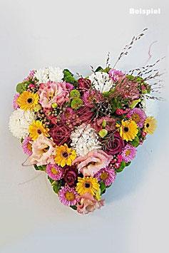 Blumenherz (gesteckt)