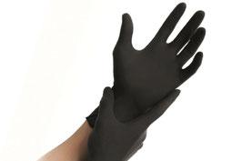 Nitril Handschuhe MaiMed®, schwarz