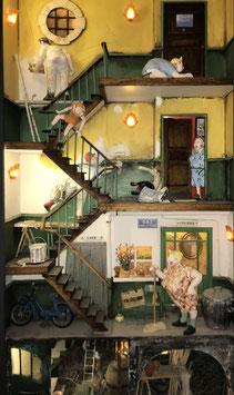 L'escalier du 29