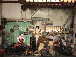 Le garage de Dédé