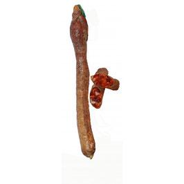 Chorizo Ibérico de Cebo. Guijuelo. Ca. 1 kg. Groot formaat.