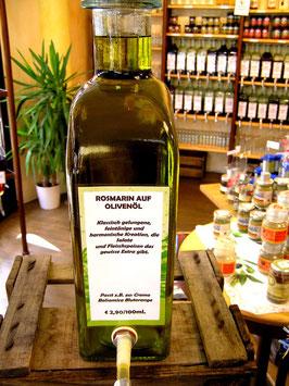 Rosmarin Olivenöl 1l=29,00€