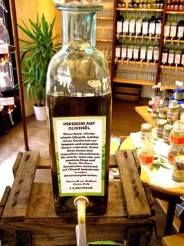 Peperoni Olivenöl 1l=29,00€