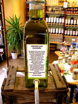 Orangen Olivenöl 1l=28,00€