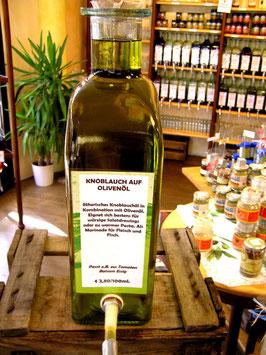 Knoblauch Olivenöl 1l=28,00€