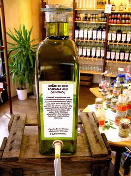 Kräuter der Toscana Olivenöl 1l=28,00€