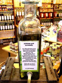 Zitronen Olivenöl 1l=27,00€