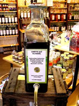 Limetten Olivenöl 1l=29,00 €