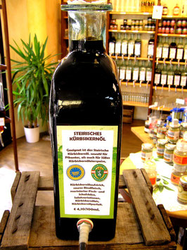 Steirisches Kürbiskernöl 1l=41,00€