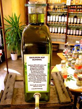 Basilikum Olivenöl 1l=27,00€