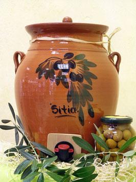 """Olivenöl """"Sitia"""" nativ extra 1l=26,00€"""