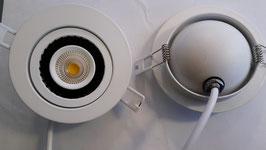 AC-LED Kugelspot 7W
