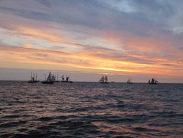 Feuerwerkstörn zur Hanse Sail Samstag 08.08.2020