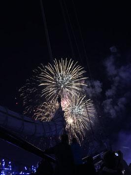 Samstag 07.05.2022 Feuerwerkstörn 19:30-23:30 Uhr