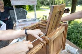 Atelier découverte : je prépare mon projet de relooking de meuble