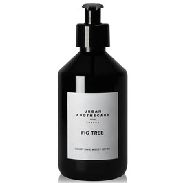 URBAN APOTHECARY | FIG TREE LUXURY HAND & BODY LOTION
