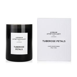 URBAN APOTHECARY | LUXURY CANDLE TUBEROSE PETALS