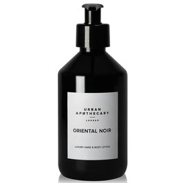 URBAN APOTHECARY | ORIENTAL NOIR LUXURY HAND & BODY LOTION