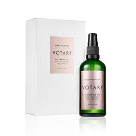 VOTARY | Cleansing Oil - Rose Geranium & Apricot