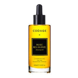 CODAGE | RELAXING OIL | KÖRPERÖL
