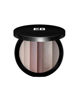 EDWARD BESS | NATURAL ENHANCING EYESHADOW PALETTE EARTH TONES