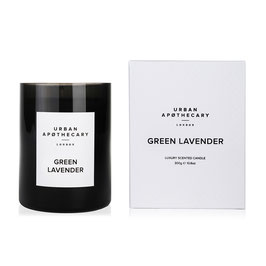 URBAN APOTHECARY | LUXURY CANDLE GREEN LAVENDER