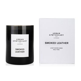 URBAN APOTHECARY | LUXURY CANDLE SMOKED LEATHER