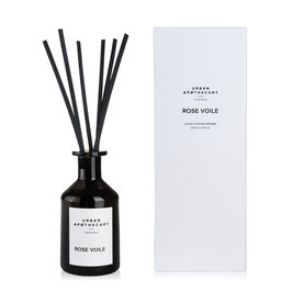 URBAN APOTHECARY | LUXURY DIFFUSER ROSE VOILE | RAUMDUFT