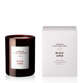 URBAN APOTHECARY   LUXURY CANDLE BLACK VIPER