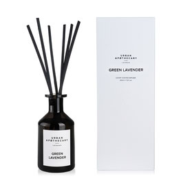 URBAN APOTHECARY | LUXURY DIFFUSER GREEN LAVENDER | RAUMDUFT