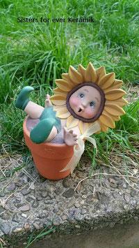 Sonnenblumenkind Annette