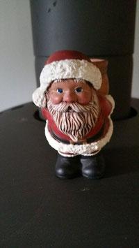 Santa mit Sack auch als Kerzenständer